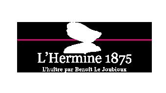 Huître Bretonne de Pénerf - L'Hermine 1875
